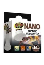 Zoo Med ZOO MED Nano Ceramic Heat Emitter for Nano Dome Lamp Fixtures