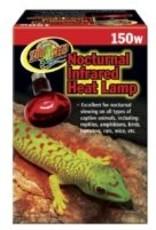 Zoo Med ZOO MED Red Infrared Heat Lamp