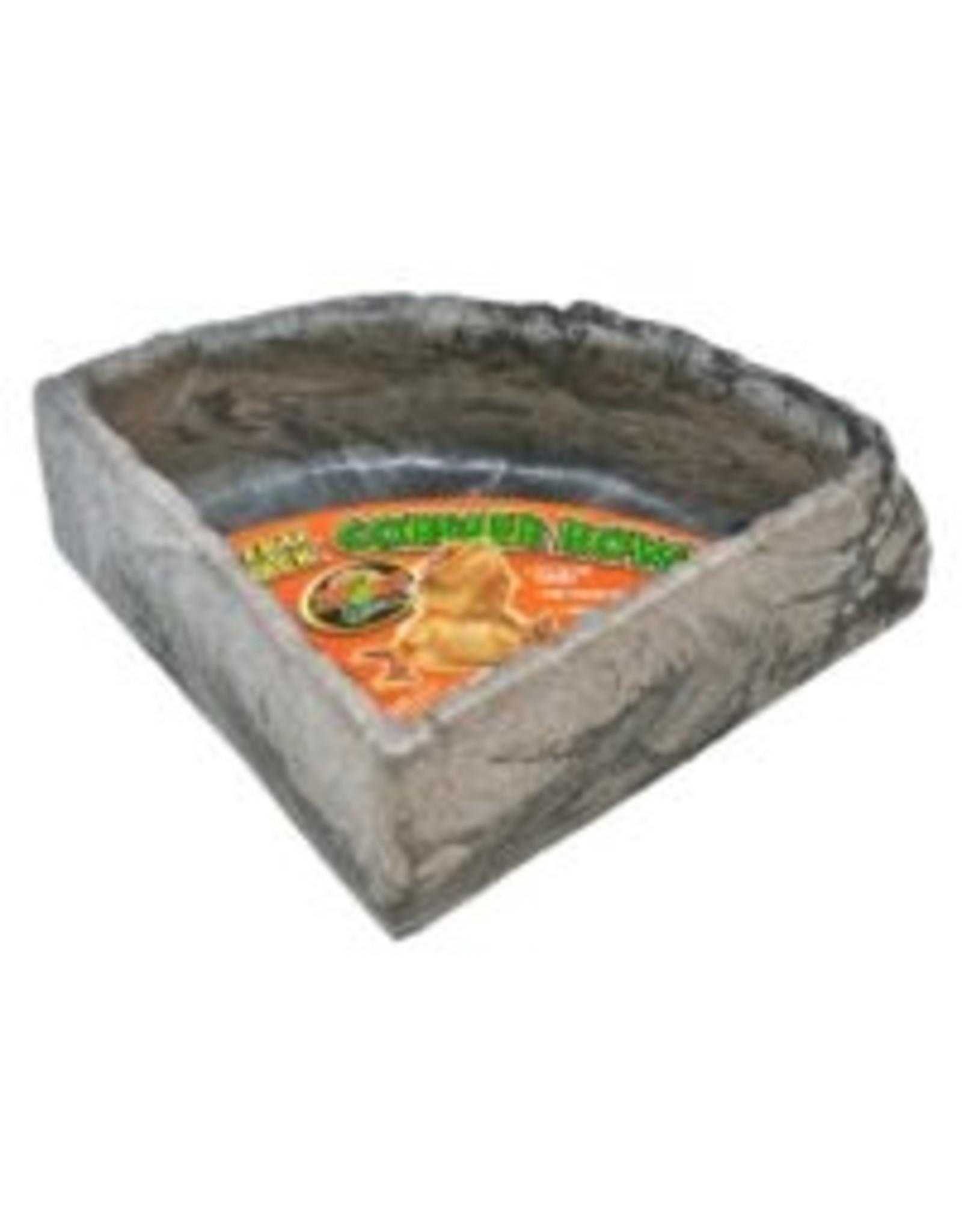 Zoo Med ZOO MED Repti Rock Corner Dish
