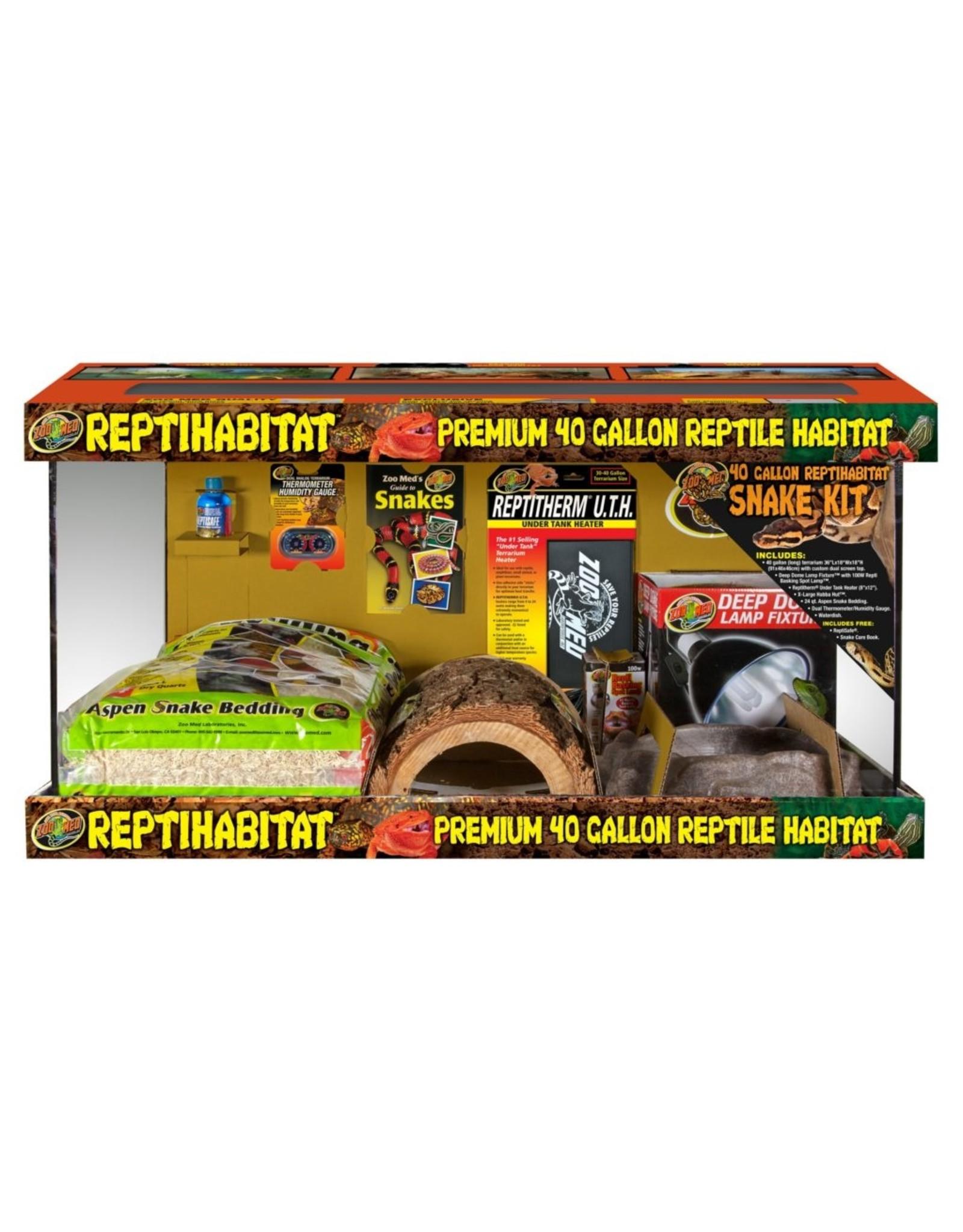 Zoo Med ZOO MED Reptihabitat Snake Kit