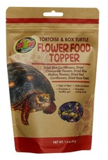Zoo Med ZOO MED Tortoise and Box Turtle Flower Blend Food Topper
