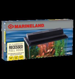 Marineland MARINELAND Recessed Full Hood Black