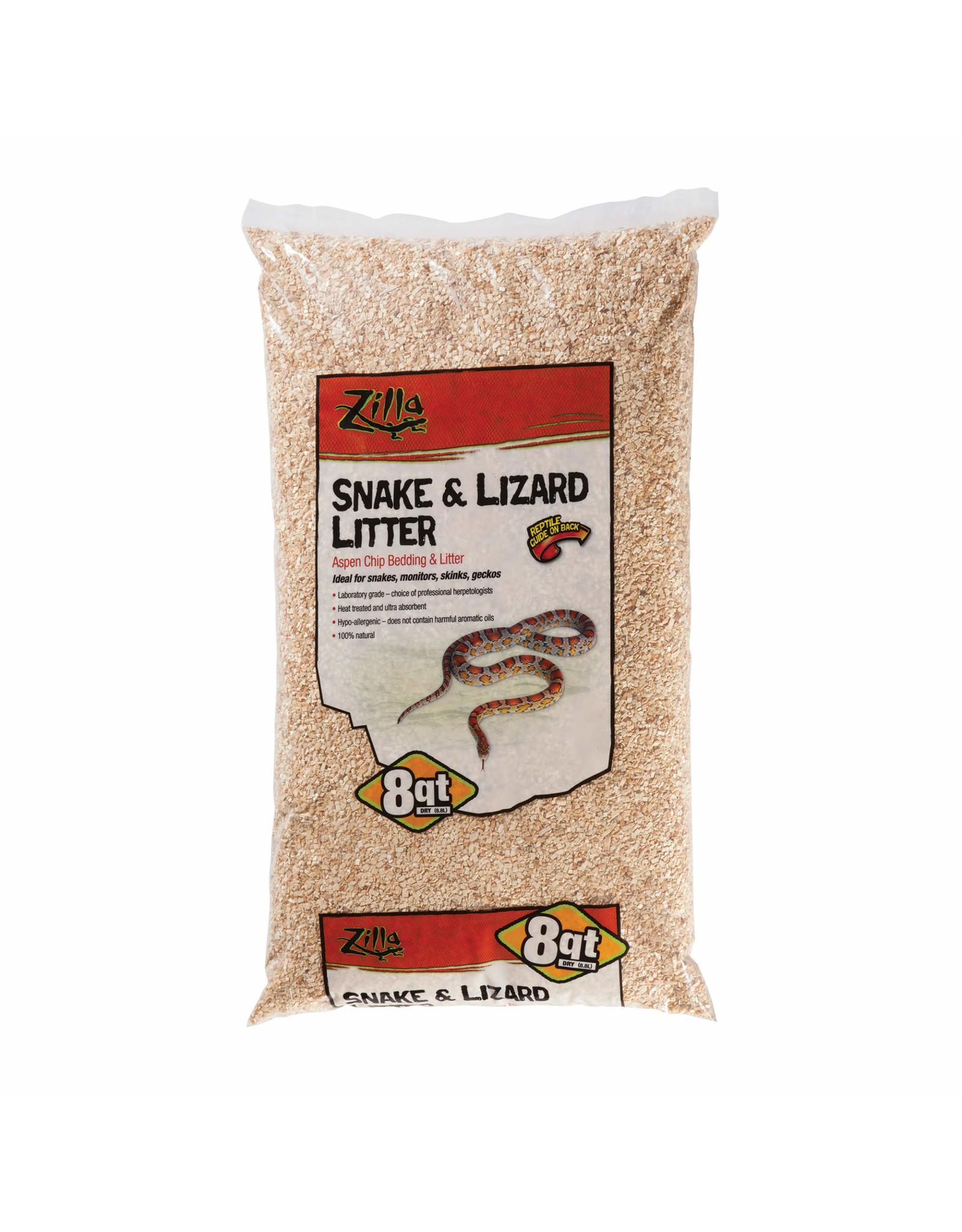 Zilla ZILLA Lizard Litter