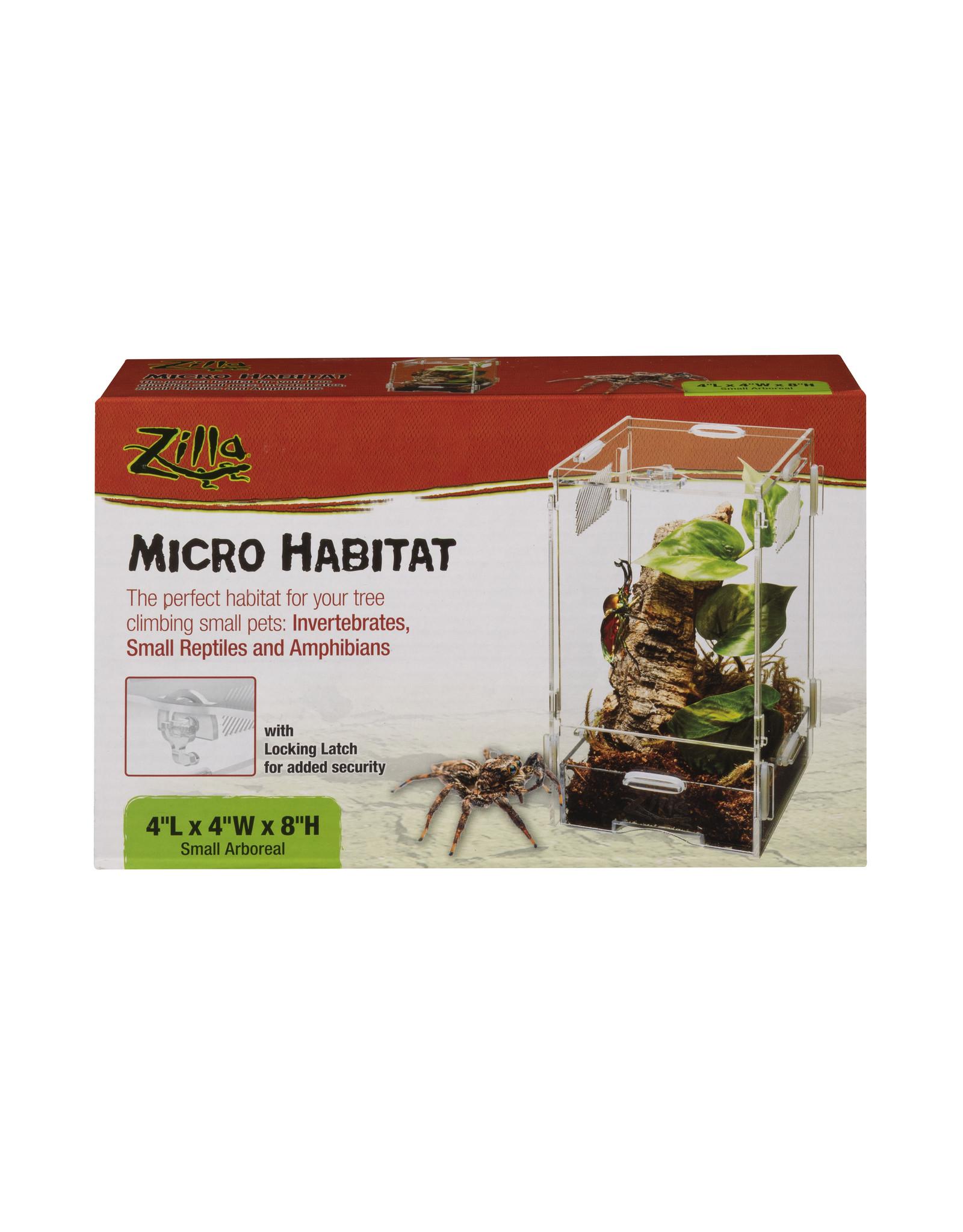 Zilla ZILLA Micro Habitat Arboreal Small