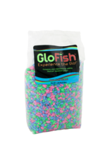 Tetra TETRA GloFish Gravel Pink/Green/Blue Fluorescent 5lb