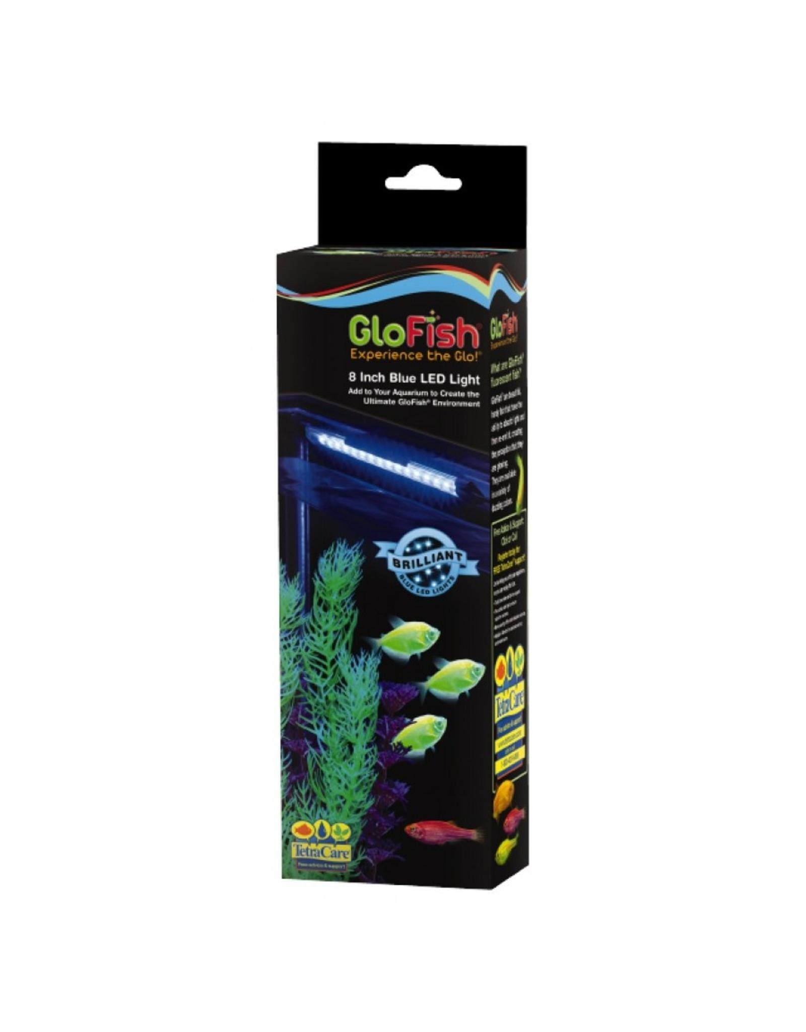 "Tetra TETRA GloFish LED Light Stick All Blue 8"""