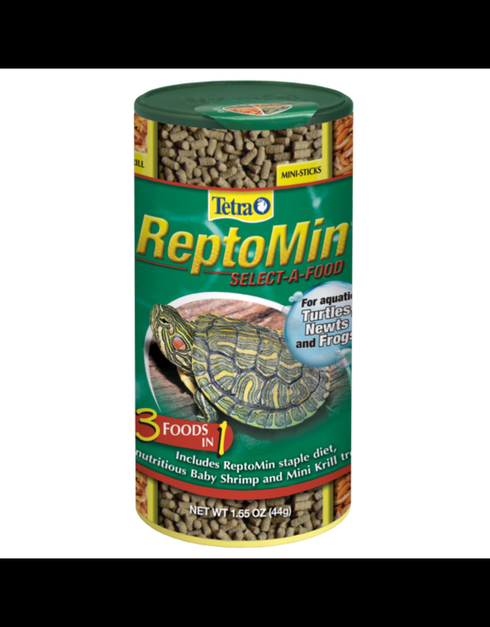 Tetra TETRA Reptomin Select-a-Food