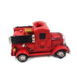 "Burgham Aqua-Fit Aqua-Fit Fire Truck 5.5x3x3"""
