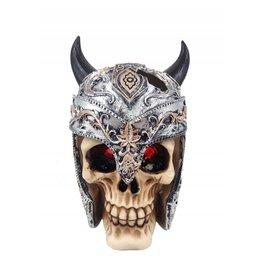 """Burgham Aqua-Fit Aqua-Fit Medieval Skull 6x5x6"""""""