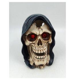 """Burgham Aqua-Fit Aqua-Fit Reaper Skull 5.5x4.75x6"""""""