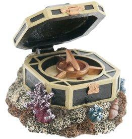 Penn Plax PENN PLAX Disney Jack Sparrow Compass Air Stone