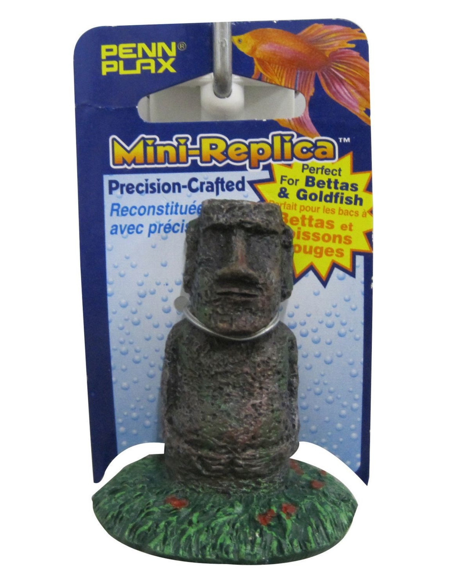 Penn Plax PENN PLAX Easter Island Statue