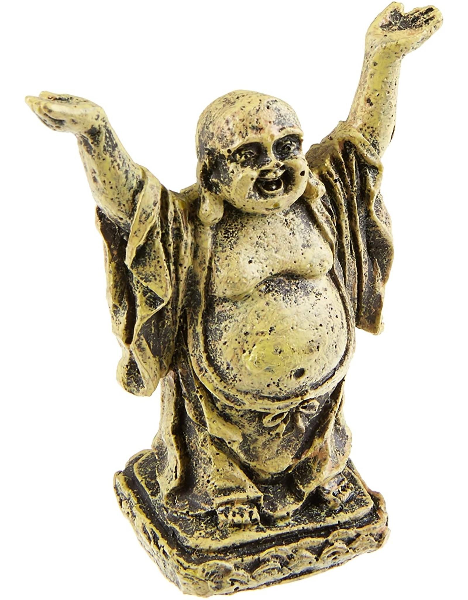 Penn Plax PENN PLAX Mini Standing Buddha Deco-Replica