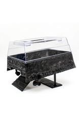 Penn Plax PENN PLAX Reptology Turtle-Topper Black