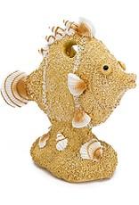 Penn Plax PENN PLAX Sand & Shell Fish #1 Ornament
