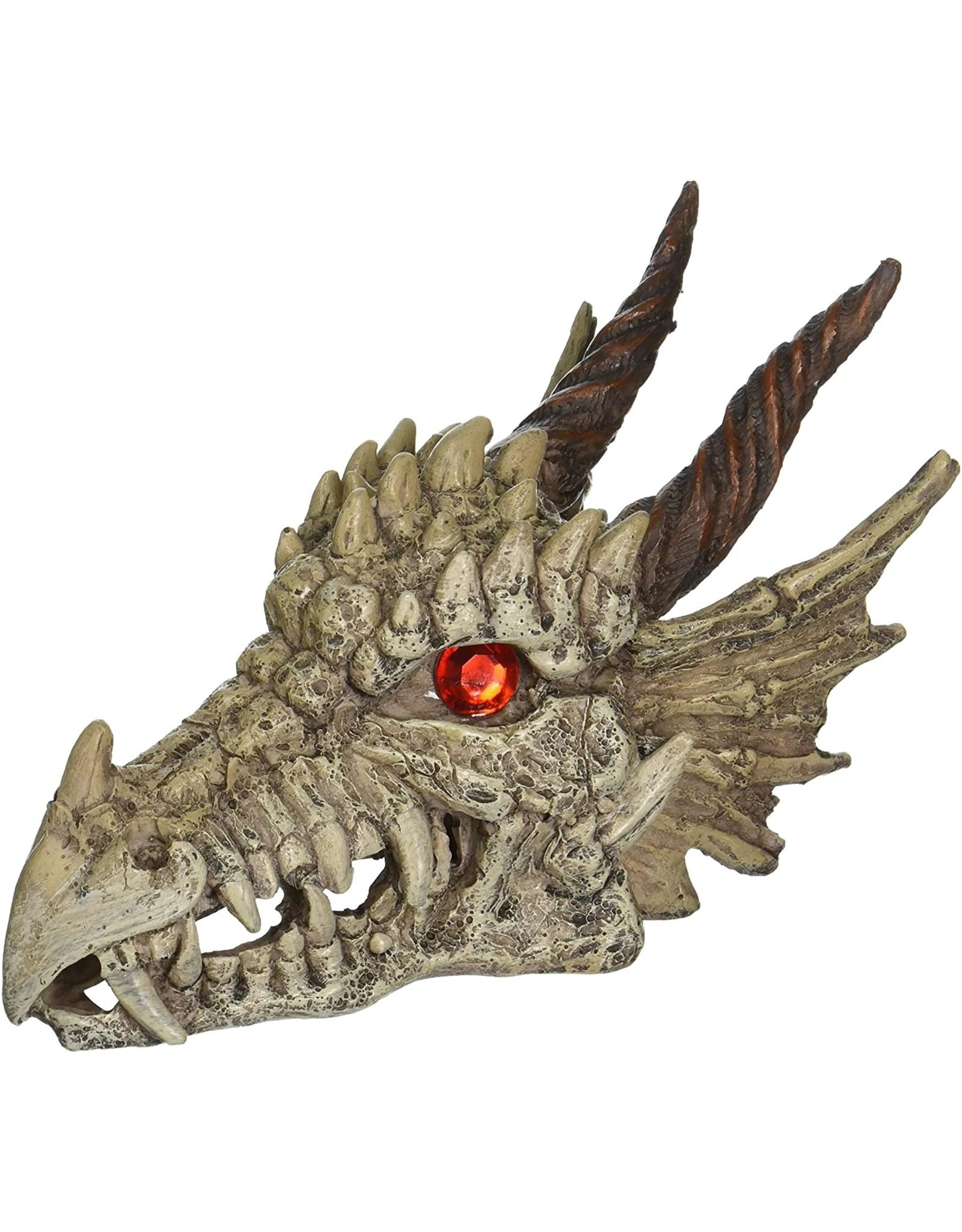 """Penn Plax PENN PLAX Skull Gazer 3"""" Resin"""
