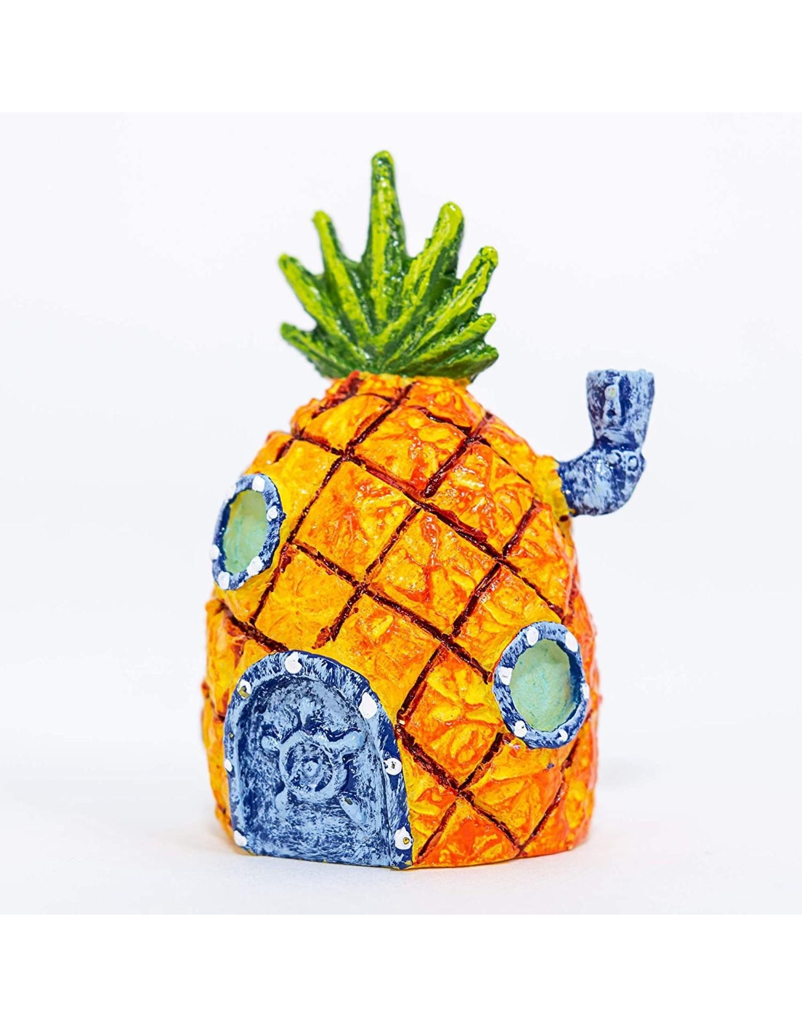 Penn Plax PENN PLAX Spongebob Ornament Mini Pineapple Licensed