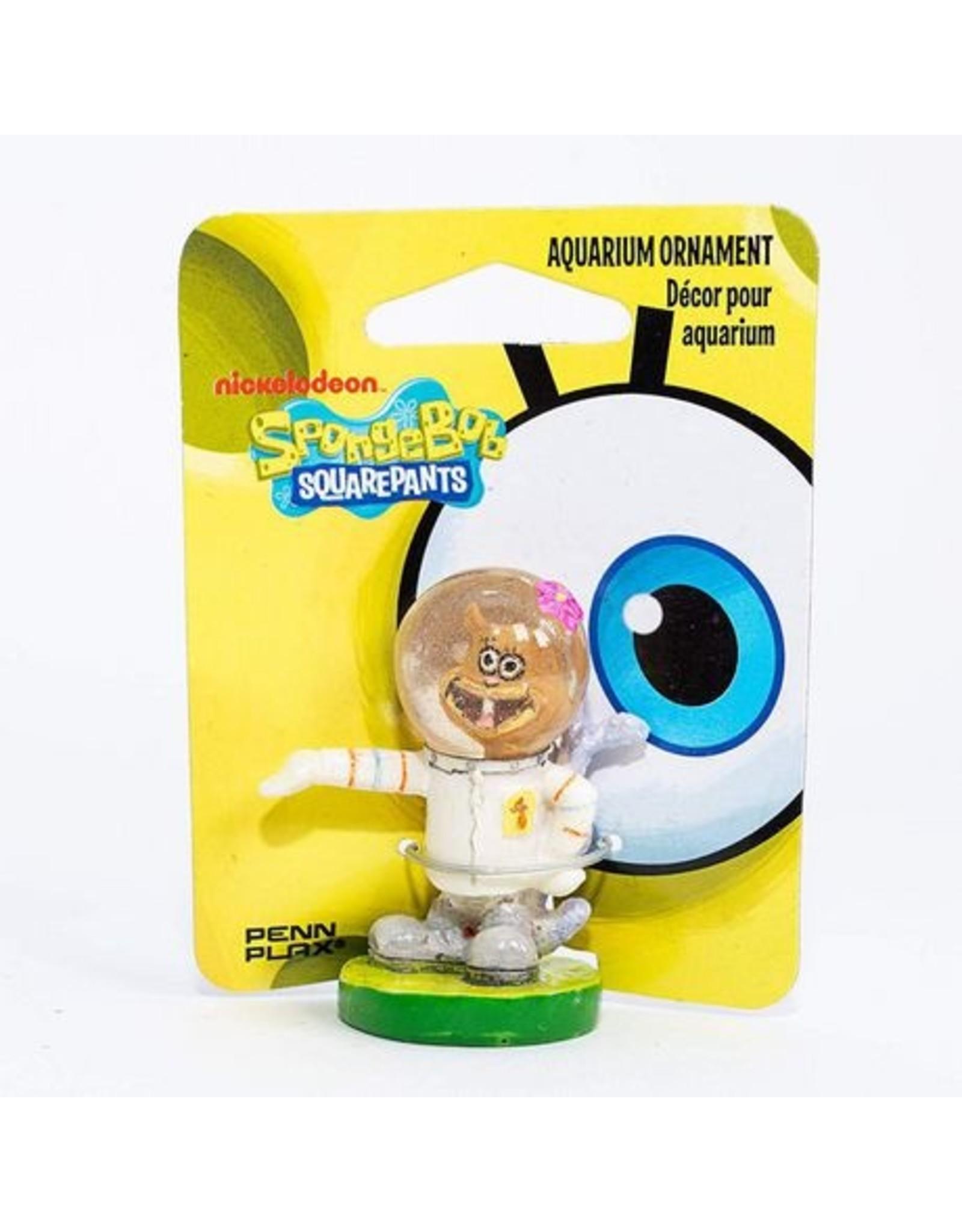 Penn Plax PENN PLAX Spongebob Ornament Mini Sandy Licensed