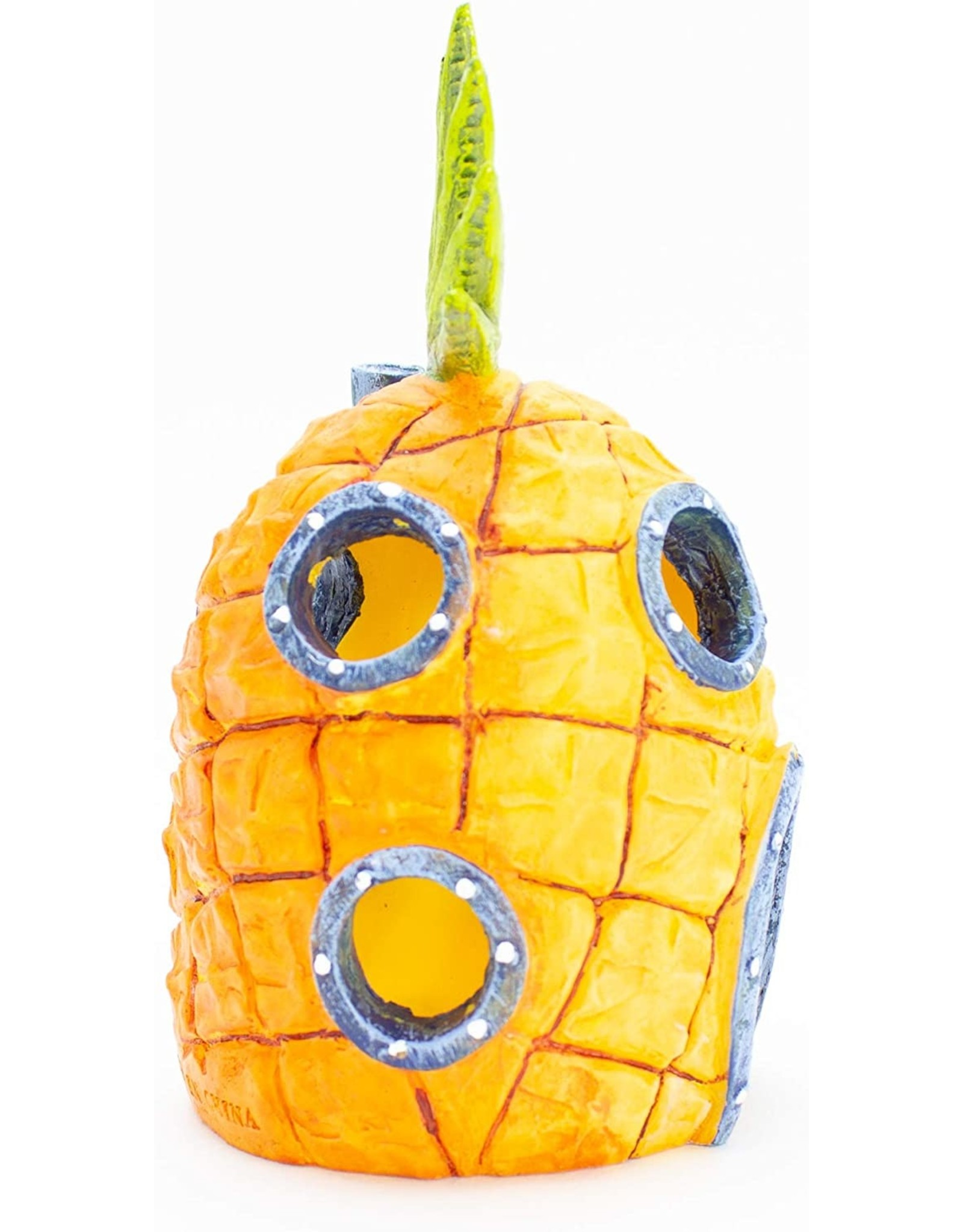"Penn Plax PENN PLAX Spongebob Ornament Pineapple 6.5"" Licensed"
