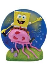 Penn Plax PENN PLAX Spongebob with Jellyfish