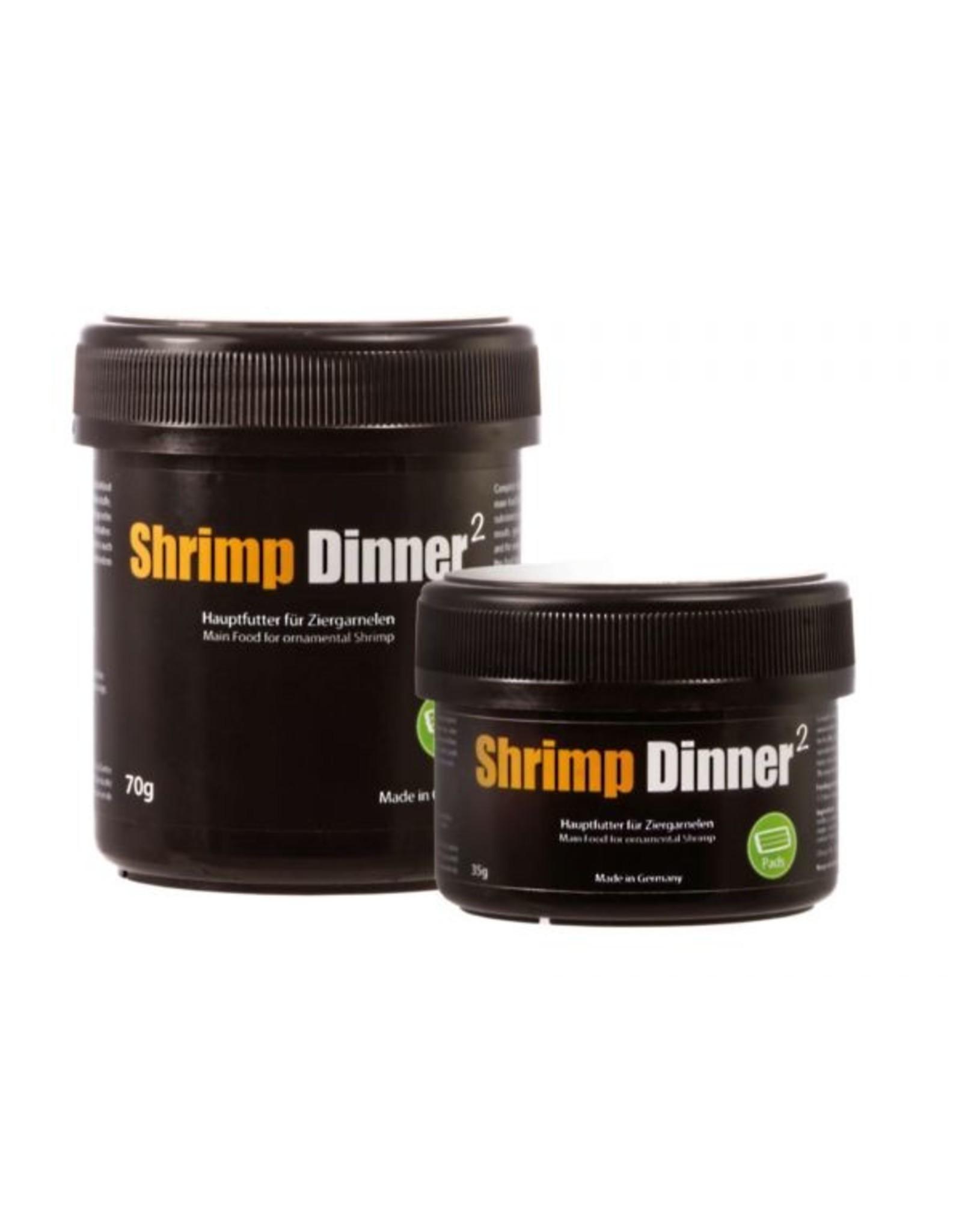 GlasGarten GLASGARTEN Shrimp Dinner 2, Pads