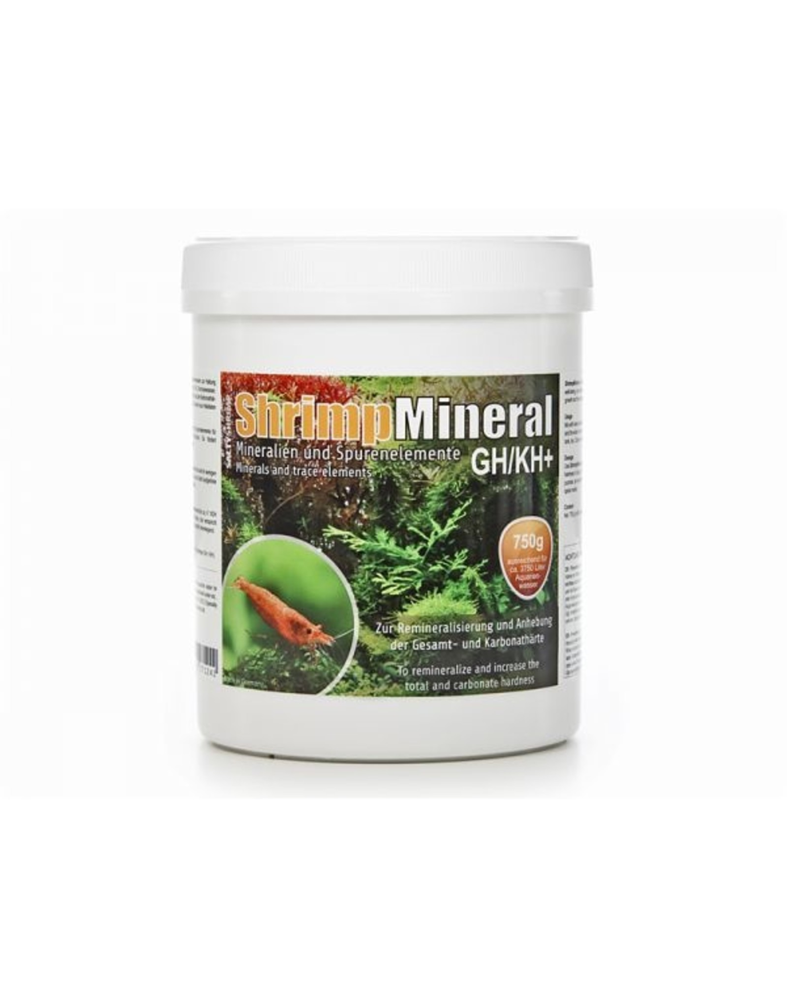 SaltyShrimp SALTYSHRIMP - Shrimp Mineral GH/KH+