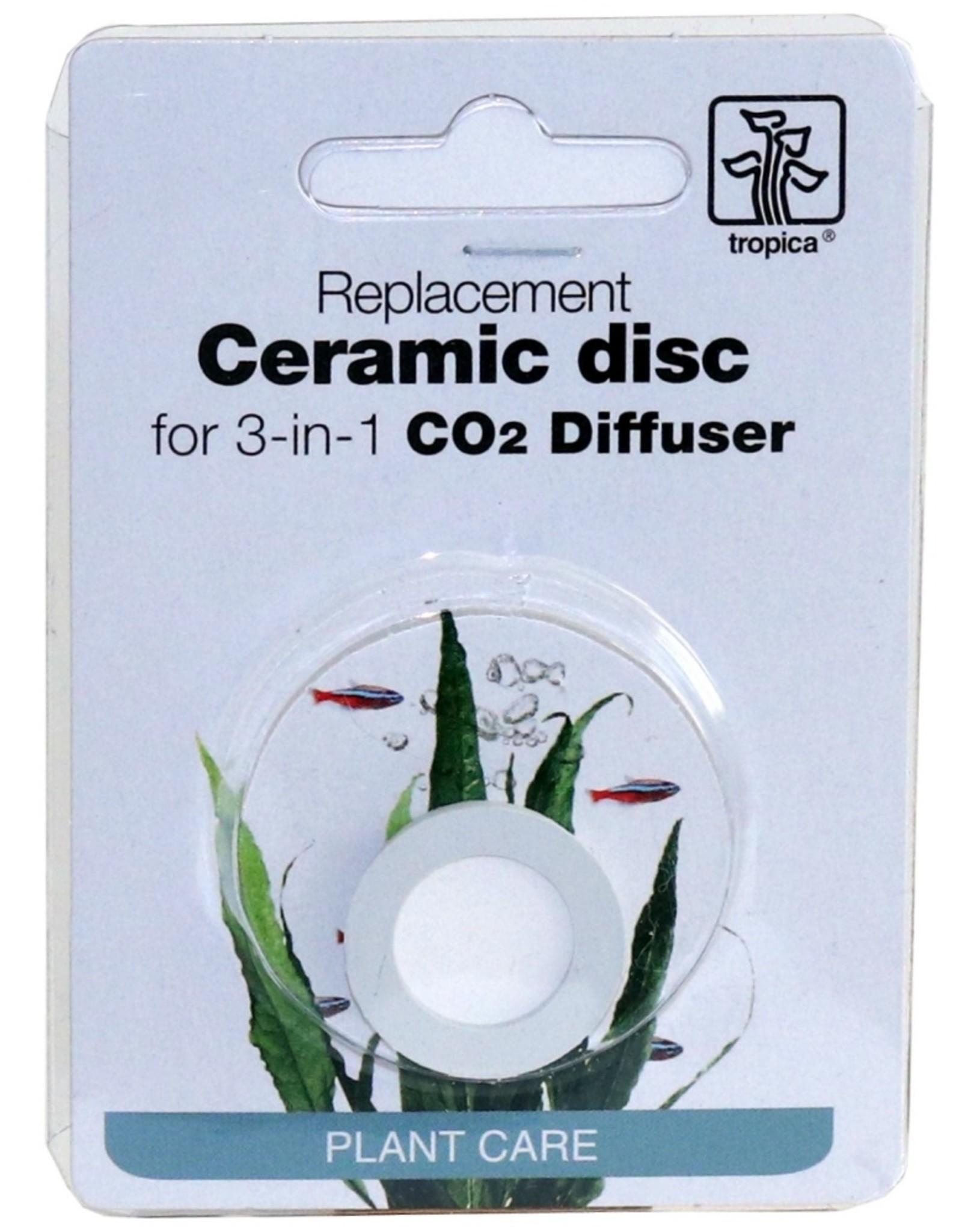 Tropica TROPICA Replacement Ceramic Disc for 3-in-1 CO2 Diffuser