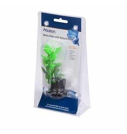 Aqueon AQUEON Betta Filter Natural Plant