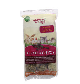 Living World LIVING WORLD Alfalfa Chews, 16oz