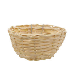 Living World LIVING WORLD Bird Nest Bamboo  Round
