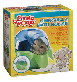 Living World LIVING WORLD Chinchilla Bath House