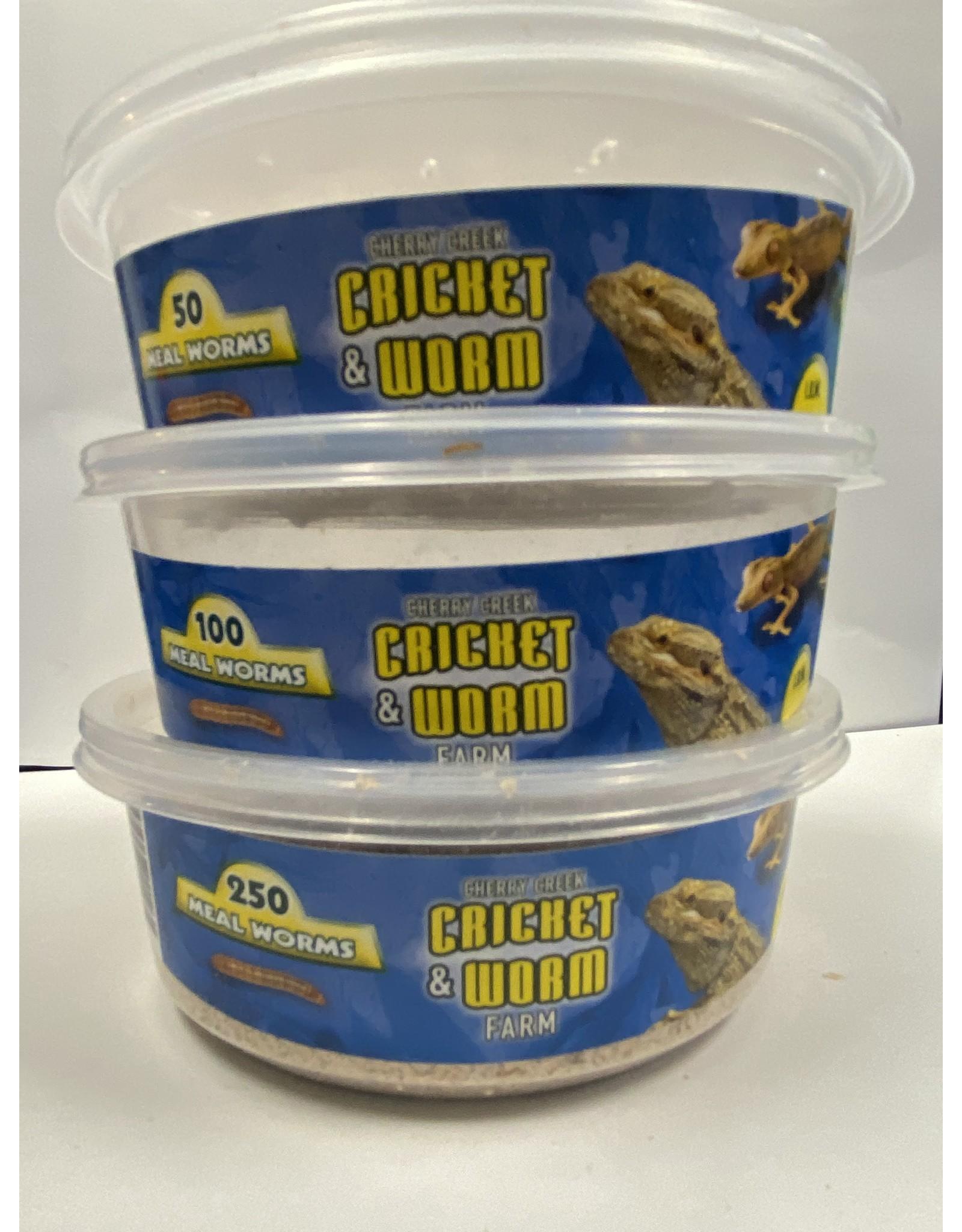 Cherry Creek Mealworms - Regular