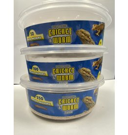 Cherry Creek Mealworms - Regular