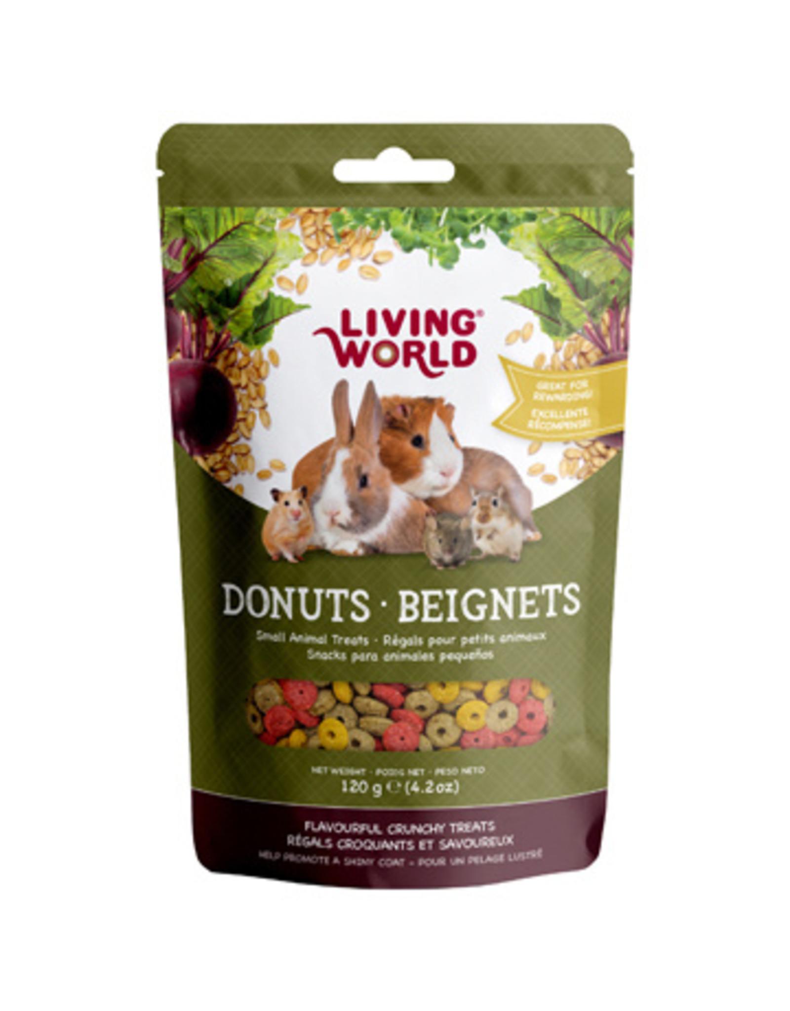 Living World LIVING WORLD Donuts 120g