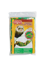 Living World LIVING WORLD Ferret Play Tunnel, Green