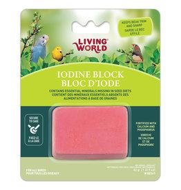 Living World LIVING WORLD Large Iodine Block