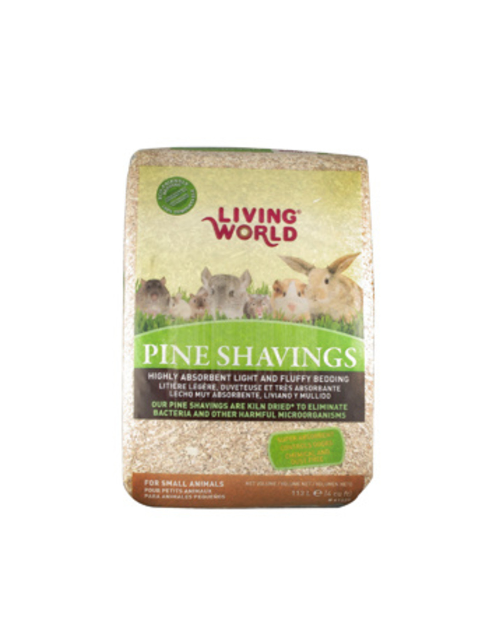 Living World LIVING WORLD Pine Shavings