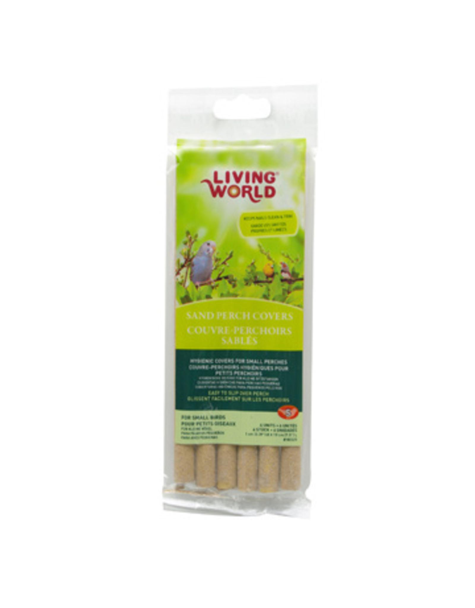 Living World LIVING WORLD Sandperch Refills (Small) 6Pk