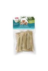 "Living World LIVING WORLD Small Animal Chews Napier Grass Sticks 4"" x 20pc"