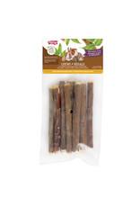 "Living World LIVING WORLD Small Animal Chews Neem Wood Sticks 4"" x 10pc"