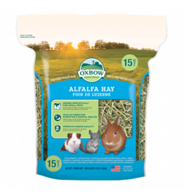 Oxbow OXBOW Alfalfa Hay 15oz Bag