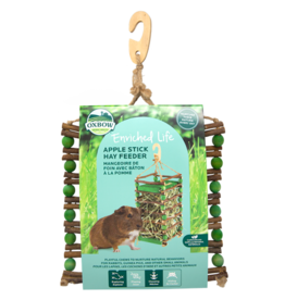 Oxbow OXBOW Enriched Life Apple Stick Hay Feeder