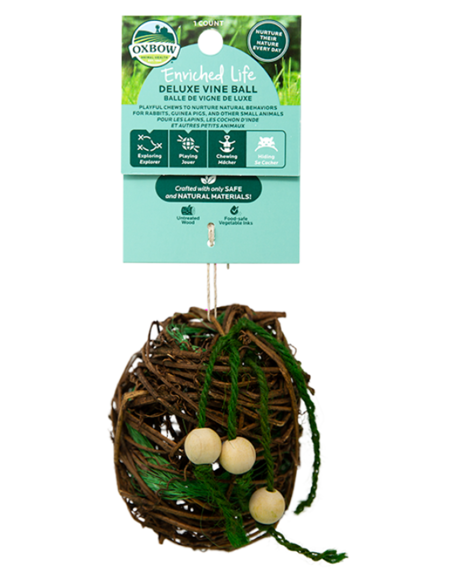 Oxbow OXBOW Enriched Life Deluxe Vine Ball