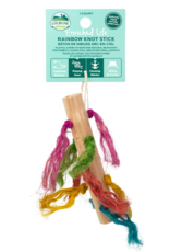 Oxbow OXBOW Enriched Life Rainbow Knot Stick