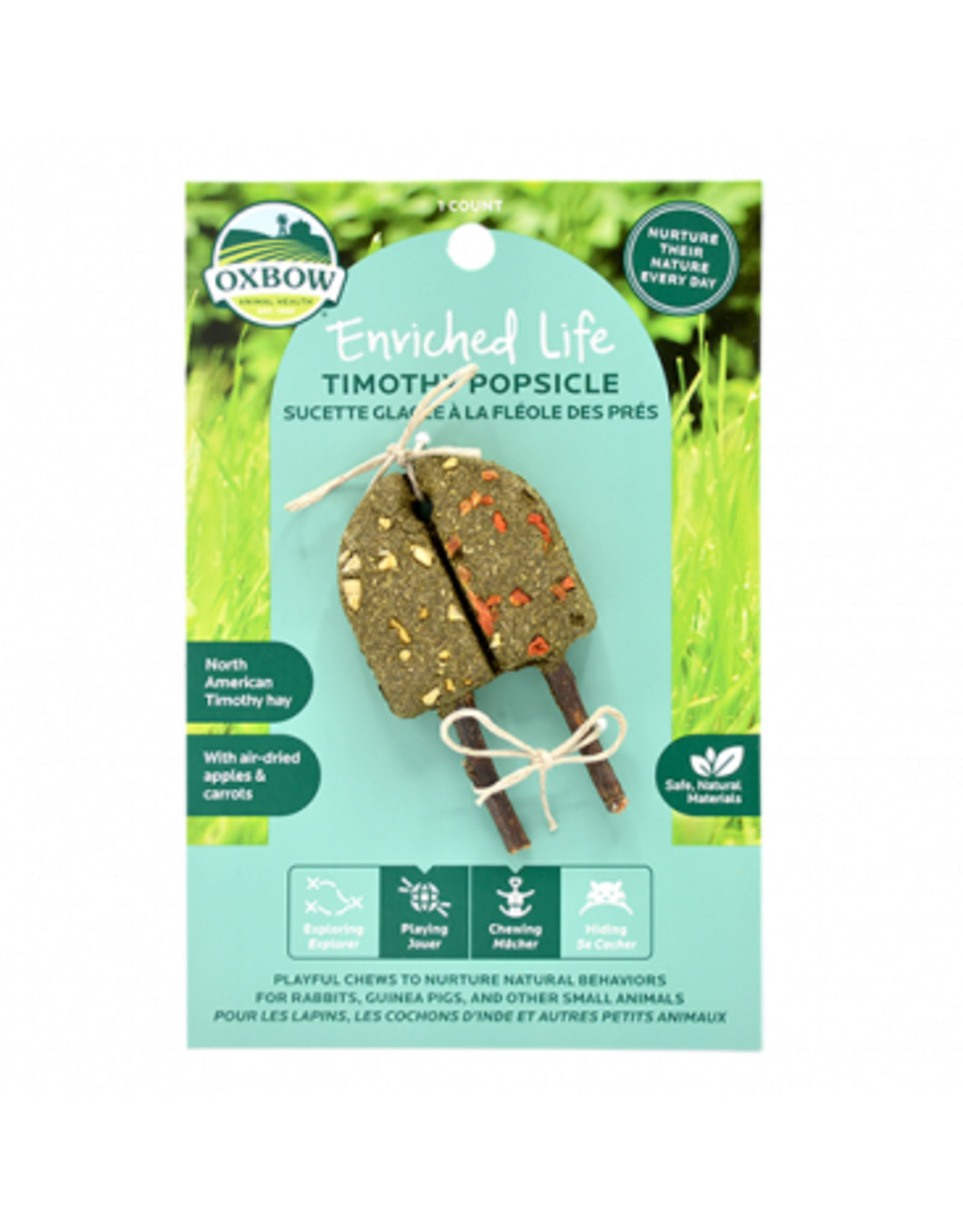 Oxbow OXBOW Enriched Life Timothy Popsicle