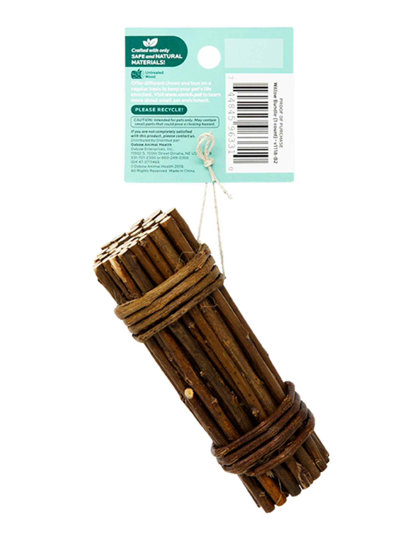 Oxbow OXBOW Enriched Life Willow Bundle