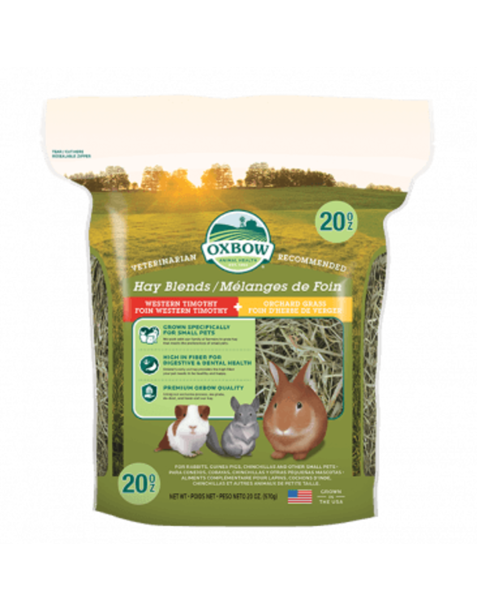 Oxbow OXBOW Hay Blends Timothy and Orchard