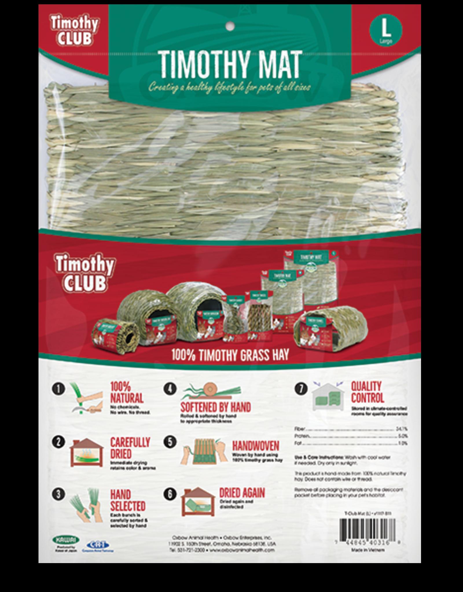 Oxbow OXBOW Timothy Club Mat