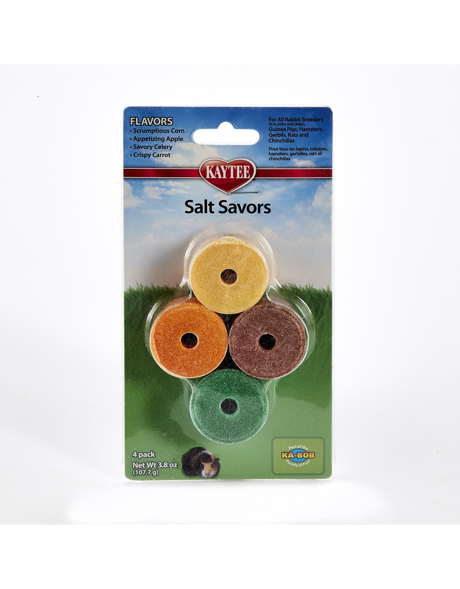 Kaytee/Super Pet KAYTEE Salt Savors 4 Pack