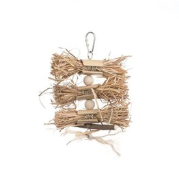 Prevue PREVUE Naturals Woodland Harvest Bird Toy